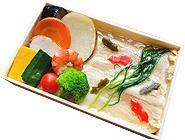 ゆば野菜弁当